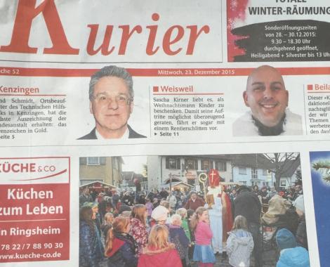 Breisgau-Wochenzeitung-Kurier